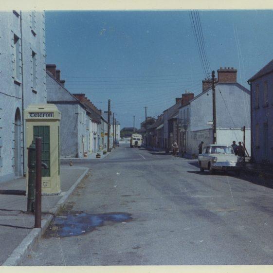Clareacstle Main Street, 1964
