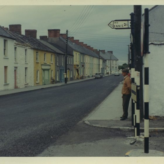 Clarecastle Main Street