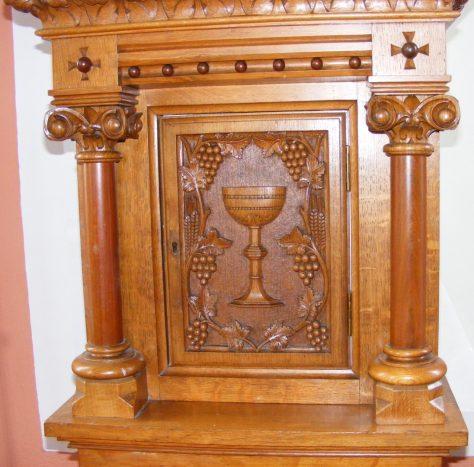 Clarecastle Altar