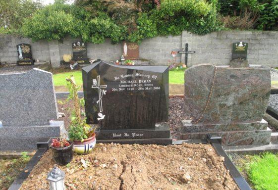 Clare Hill (3) Gravestone Transcriptions