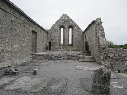 Clare Abbey and Killone Abbey, Clarecastle