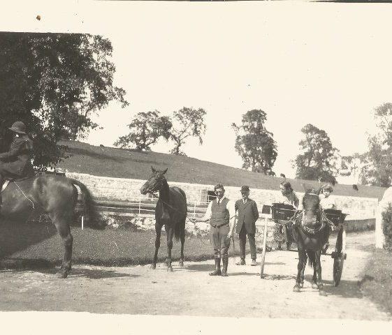 Michael Lyons Home, Barntick 1923