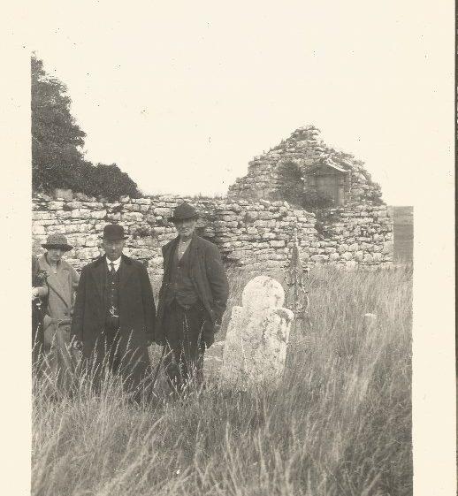 O'Brien graveyard Killoo 1923
