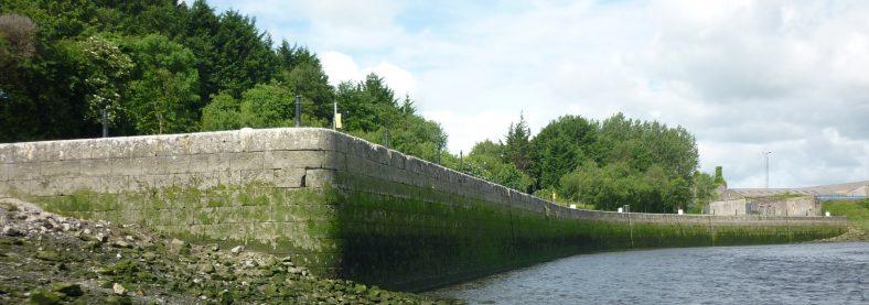 Clarecastle Quay 1845