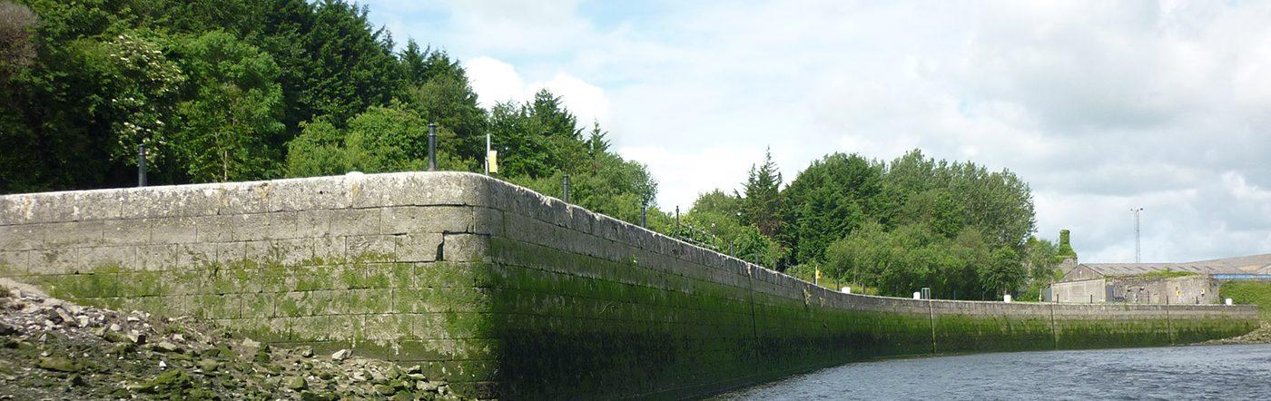 1843 Quay at Clarecastle