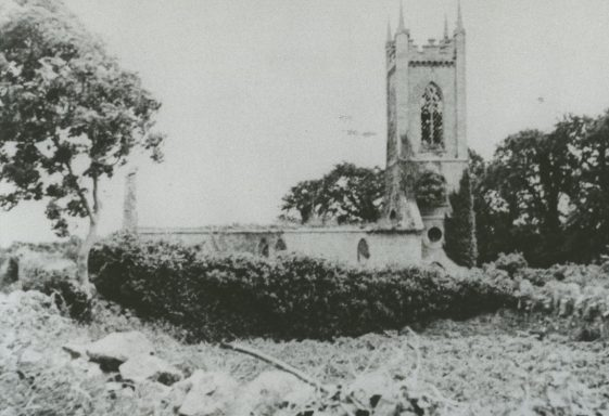 Church Records - St. Mary's Church of Ireland, Clarecastle - Marriages
