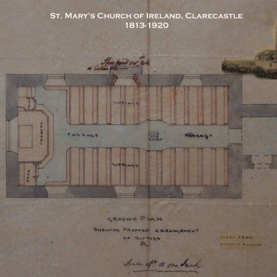 St. Mary's Church of Ireland. Image courtesy of the Church Representative Body