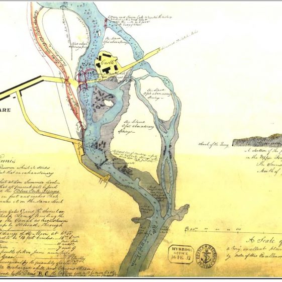 Wyndham Canal 1838   Clare County Library