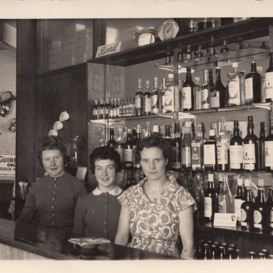 Callinan's Bar and Grocery in the 1960s | Pat Navin