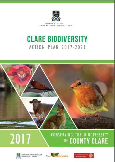 Clare Biodiversity Action PLan 2017-2023 | Clare County Council
