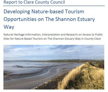 Nature-based Tourism on S.E.W. | Clare Co. Council