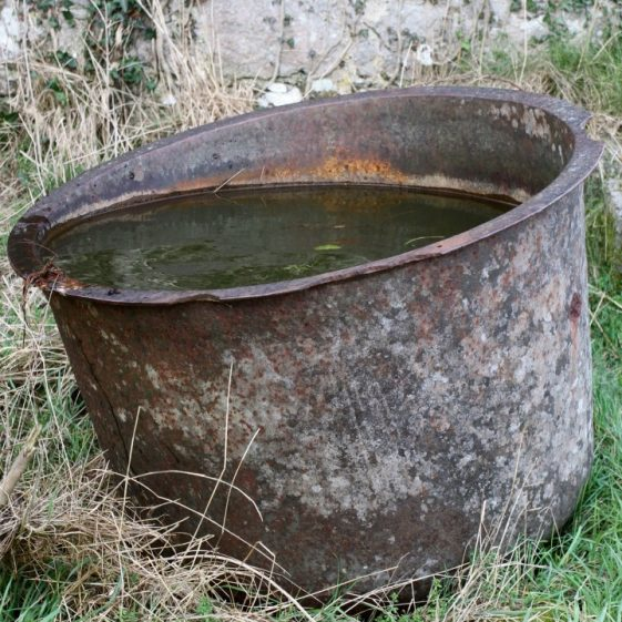 Famine Pot at Tiermaclane Photo by John Power
