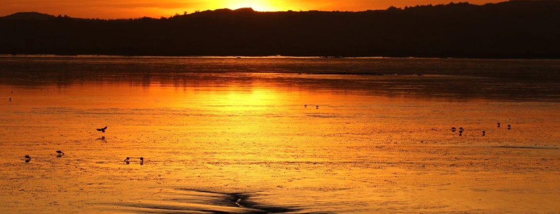 Sunset at Islandavanna
