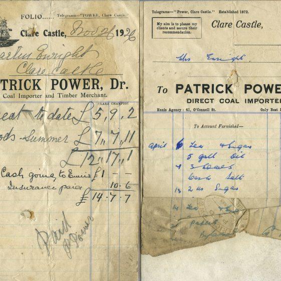 Patrick Power | John Power