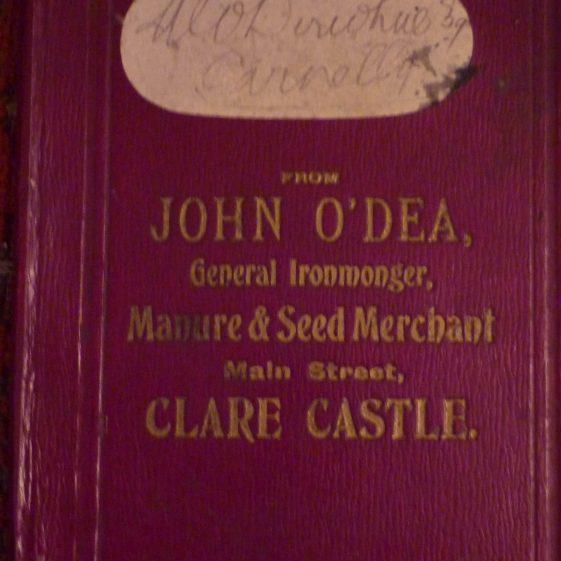 John O'Dea | Helen Bevan