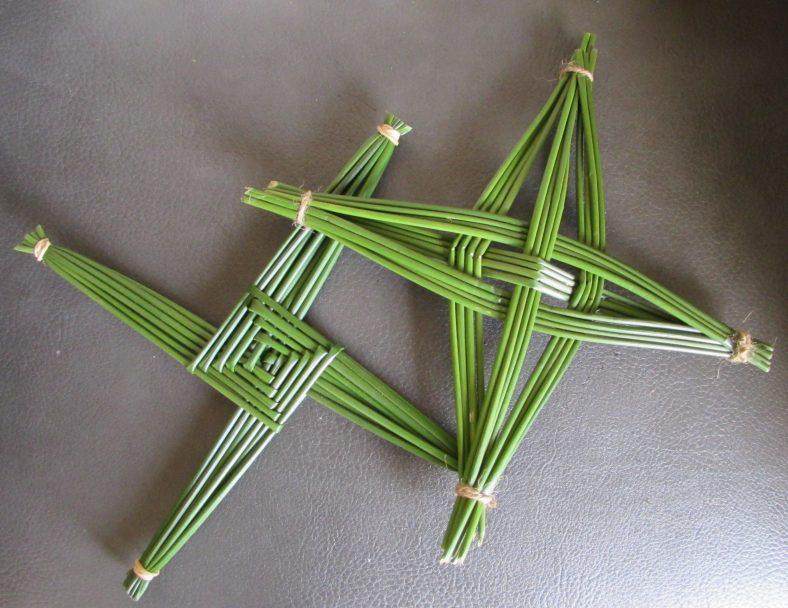 St. Bridget Crosses | Myra Hick
