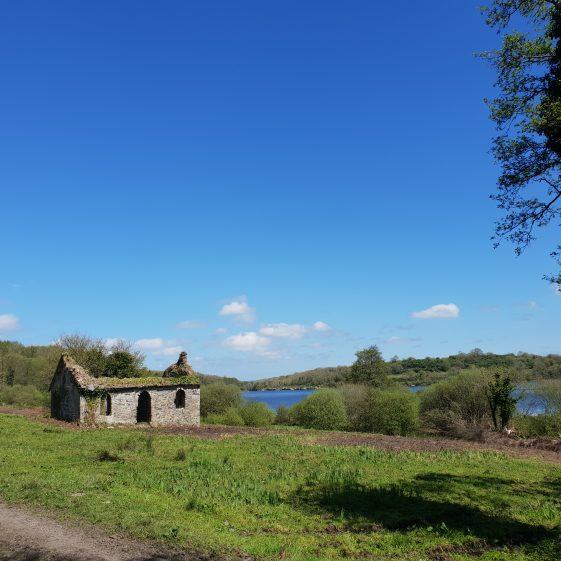 Gate house Killone Lake | Joan McCarthy