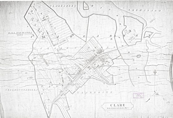Introduction to Land Valuation Records for the Town of Clare  (Clarecastle)