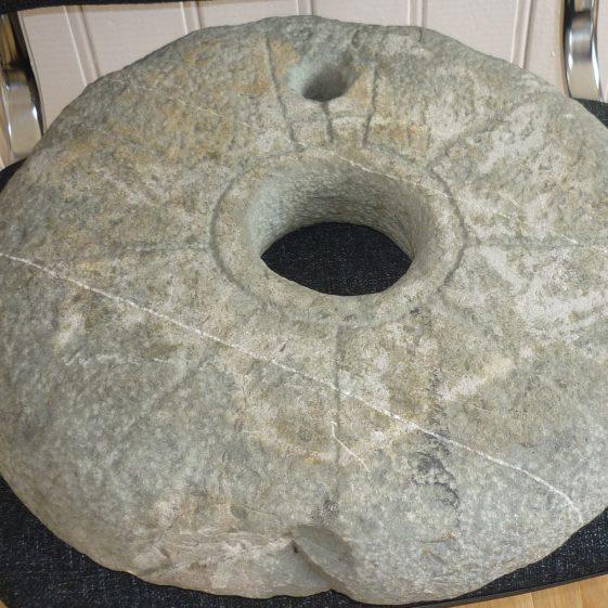 Ballyea Quern Stone | Gerry Breen