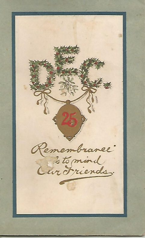 Christmas in Clarecastle