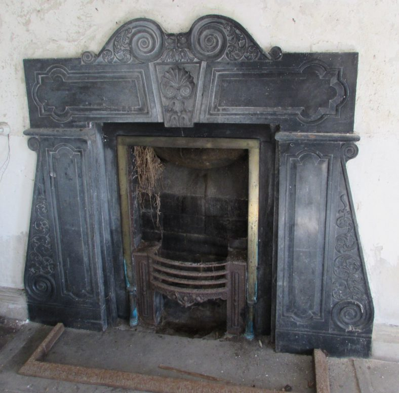 Newhall House- fireplace | Eric Shaw