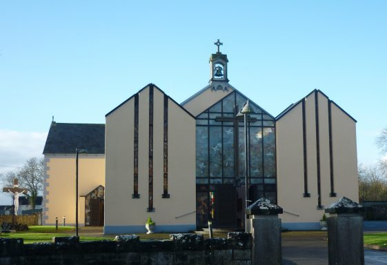 St. Peter and Paul Church, Clarecastle