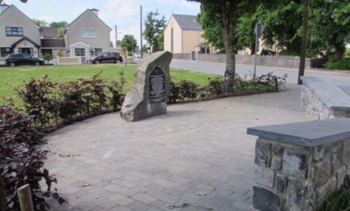 Famine Memorial   Eric Shaw