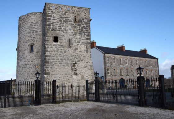 Clare Castle and Barracks