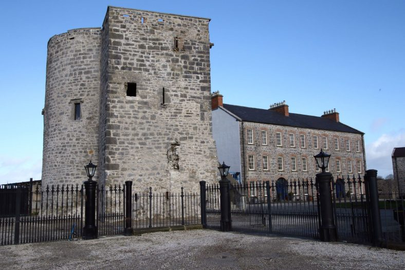 Clare Castle and Barracks  | John Power