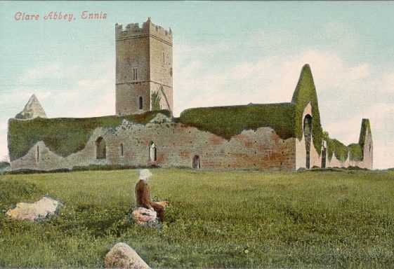 Clarecastle and Ballyea Postcards