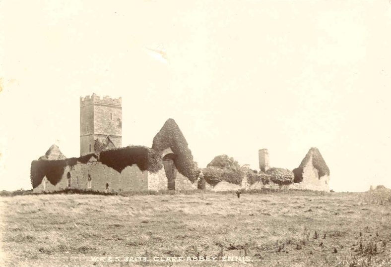 Clare Abbey   CBHWG Archives