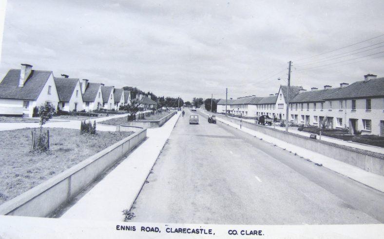 Clarecastle Terraces   Pat Mullins
