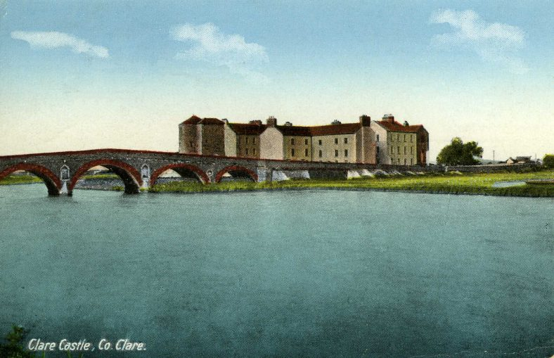 Clarecastle - Clare Bridge and Castle | CBHWG Archives