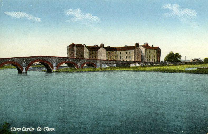 Clarecastle - Clare Bridge and Castle   CBHWG Archives