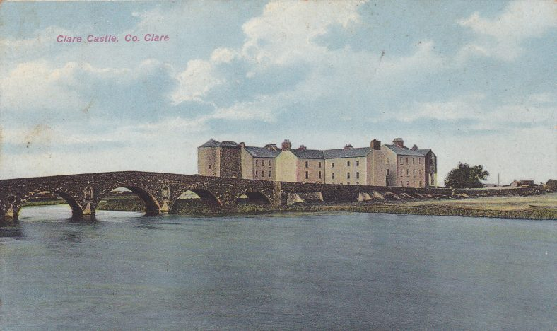 Clare Bridge and Castle | CBHWG Archives