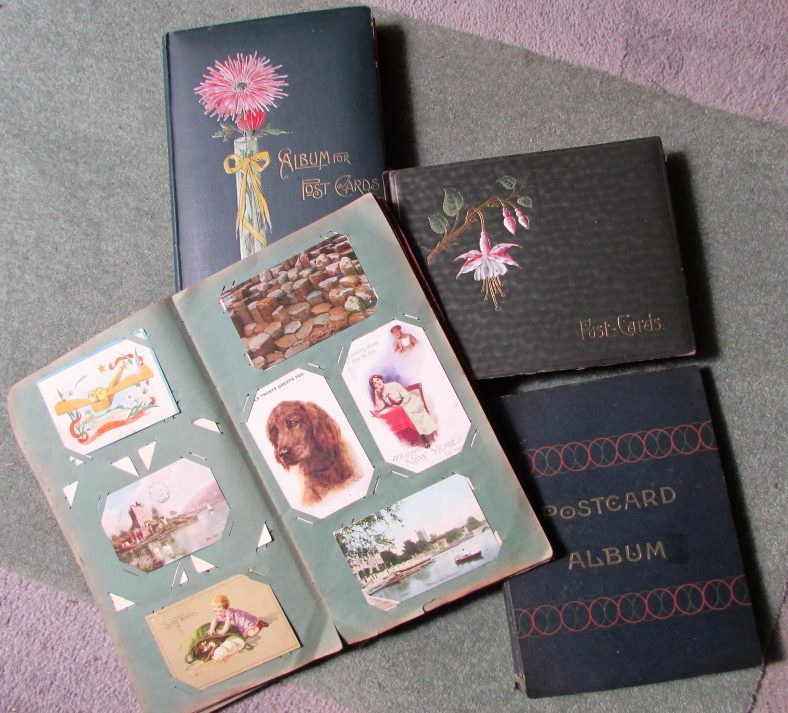 General Postcard Collections.   CBHWG Archives