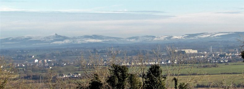 Ballybeg view Jan 2021    Eric Shaw