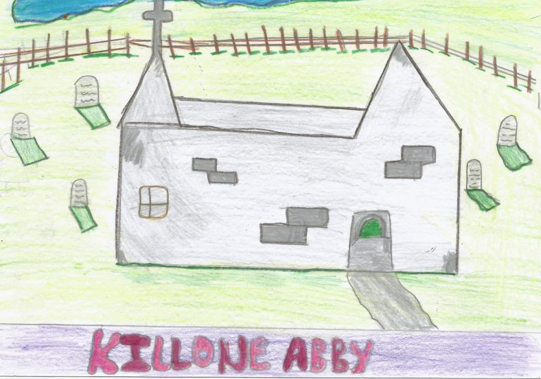 Ballyea 4th Class - Joint First Prize - Emily Sue Daly | CBHWG Archives