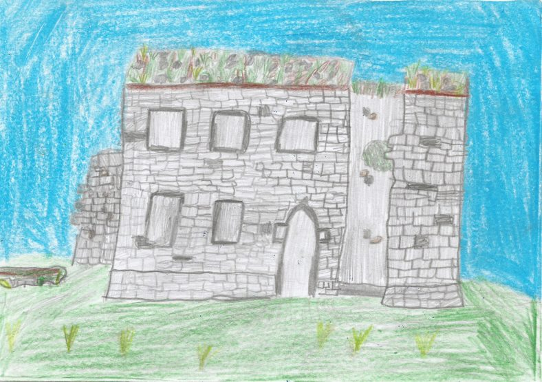 Ballyea 6th Class -2nd Prize -Cara Lawlor | CBHWG Archives