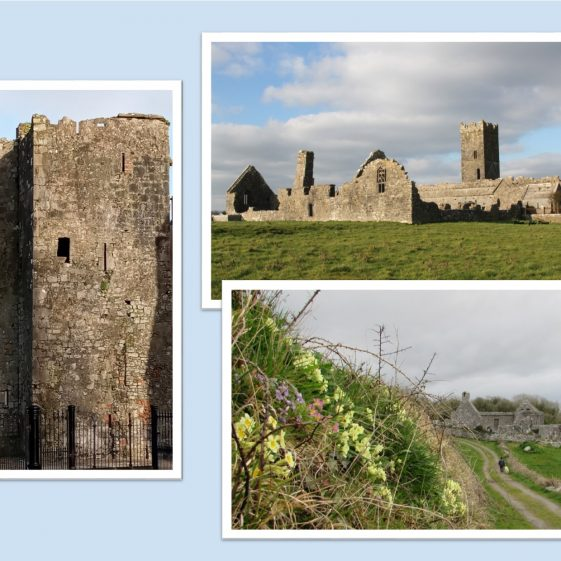 Castle and  Abbeys   CBHWG Archives