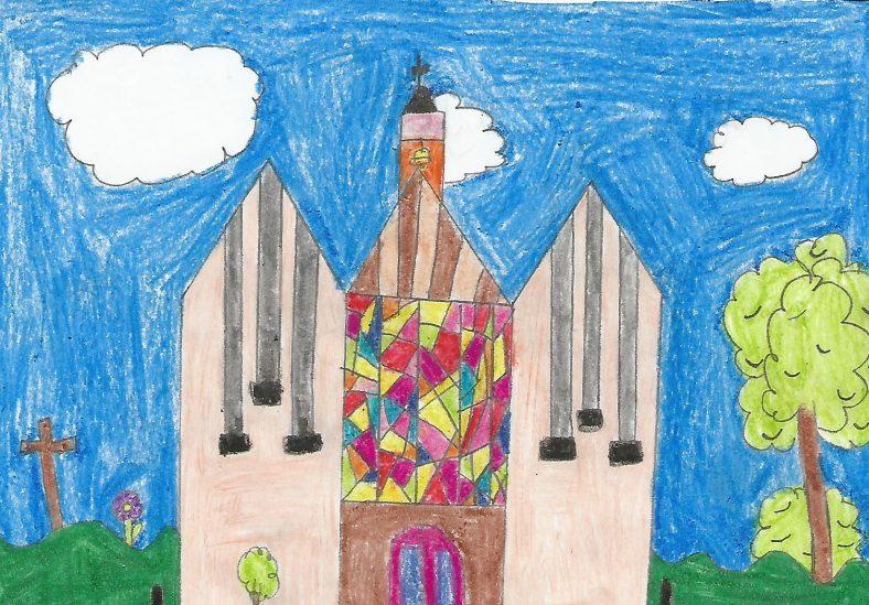 Clarecastle 4th Class- 1st Prize - Grace Dwyer | CBHWG Archives