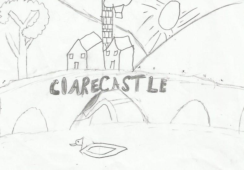 Clarecastle 4th Class- Merit Award - Cian Hickey | CBHWG Archives