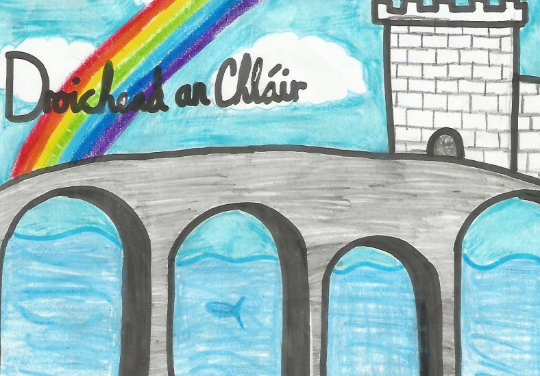 Clarecastle 4th Class- Merit Award - Danbi Yong | CBHWG Archives