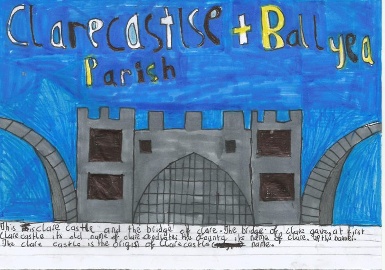 Clarecastle 5th Class - 1st prize - Rhys Healy | CBHWG Archives