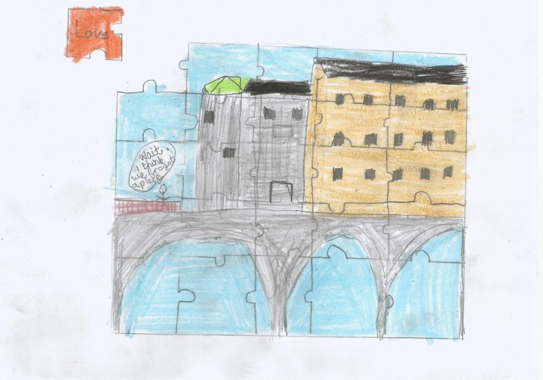 Clarecastle 5th Class - 2nd prize - Hollie Lynch | CBHWG Archives