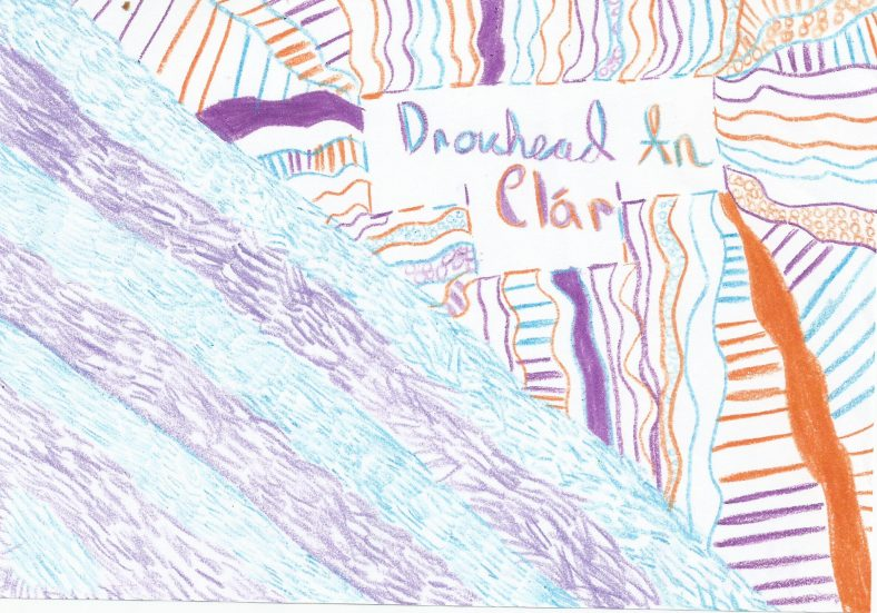 Clarecastle 6th Class - Joint First Prize - Mariah McDonagh | CBHWG Archives