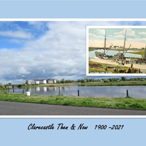 Clarecastle Then and Now   CBHWG Archives