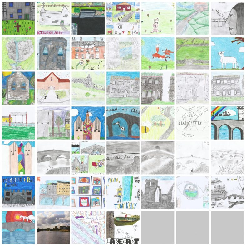Postcard Competition Winners | CBHWG Archives