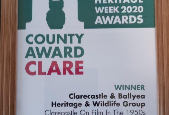Heritage Week in Clarecastle 2020