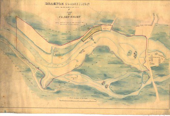 Waterways Ireland Digital Archive - Clarecastle, Co. Clare